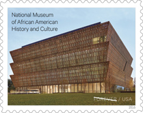 USPS African American Museum Stamp 2017